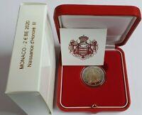 2 Euro Gedenkmünze Monaco 2020 * FÜRST HONORE *  PP - Polierte Platte  /ab Lager