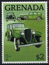 1931 PEERLESS V16 / V-16 Sedan Automobile Car MNH Stamp (1988 Grenada)