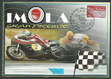1999 ITALIA CARTOLINA SPECIALE IMOLA GRAN PREMIO MOTOCICLISMO - ED
