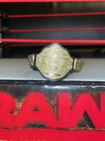 WWE WCW WORLD CHAMPIONSHIP BELT JAKKS WRESTLING FIGURE ACCESSORY