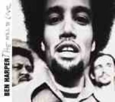 BEN HARPER - THE WILL TO LIVE CD