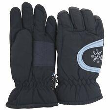 Ladies Womens Thermal Warm Waterproof Winter Ski Gloves GL38