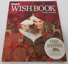 2014 Sears Christmas Wishbook Catalogue