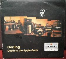 GERLING - DEATH TO THE APPLE GERLS / SUBURBAN JUNGLE SLEEPING BAG 2000 INFECT82S