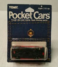 Tomy Tomica Pocket Cars Nissan Bluebird Wagon No 34 Red UCC Japan 1986 Error HTF