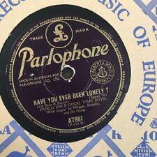 Very Good (VG) Pop 1950s Vinyl Records