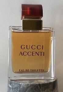 Gucci Accenti EdT Spray 50 ml/1.7 fl oz Pre-owned Unboxed
