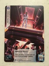 Nero Severn Alt Art Prize From Android Netrunner The Card Game Spring 2017 OP