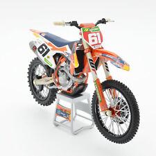 Jorge Prado Red Bull KTM 250 SX-F 1:12 Motocross Mx Toy Model Bike New Ray 2019