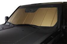 Heat Shield Gold Sun Shade Fits 2014-2017 Mazda 6 w/o Mirror Camera Option