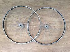 Campagnolo Record Wheelset Anodized Nashbar Clincher 700 Freewheel 36h