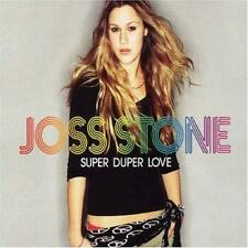 Super Duper Love, Stone, Joss, Good Single