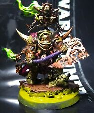 Death Guard Lord of Contagion  Pro painted Warhammer 40k Kill team.