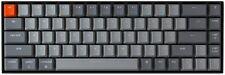 Keychron K6 Bluetooth Wireless Mechanical Keyboard with Brown Switch/RGB