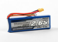 Turnigy 2650mAh 3S 11.1V 20C 40C Lipo Battery Pack with XT60 Plug