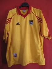 Maillot Benfica Lisbonne Adidas Lisboa Exterieur 1999 - XL