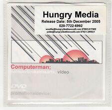 (GE839) Computerman, No More Broken Hearts - 2005 DVD