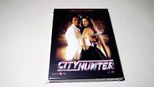 City Hunter Blu-ray | NOVA MEDIA Jackie Chan Wong Jing Fortune Star | MINT