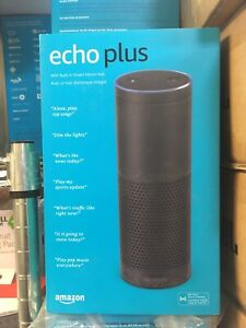 Brand New Sealed Amazon echo plus (1st) Generation/with built in Smart Hub