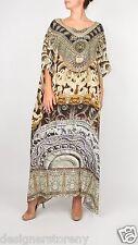 eb666e73fc6 Camilla Franks Kingdom Call Short Lace up Kaftan Blouse Size 10