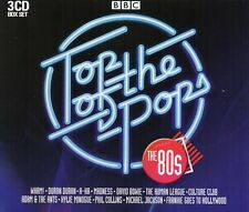 Top Of The Pops The 80's - Various Artists (CD 2008) Original CD