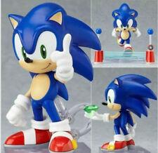 """Details about 4"""" Nendoroid Series Sonic the Hedgehog PVC Figure 214"""