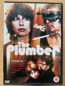 The Plumber DVD 1979 Australian Ozploitation Thriller Cult Classic Film Movie