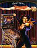 Theatre Of Magic Pinball FLYER Original NOS 1995 Bally Magician Theme Game Art