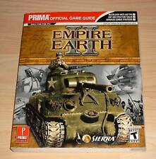 Empire Earth II 2 - Prima Official Game Guide ( Spieleberater Lösungsbuch )
