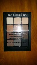 Sonia Kashuk Eye On Neutral #2 Eye Shadow Palette 12 Shades FREE SHIPPING