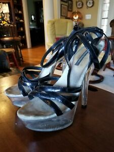 Vintage Delicious Platform Heels Sz 8