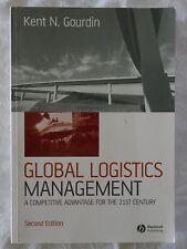 Global Logistics Management by Kent N. Gourdin | PBK