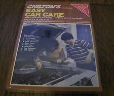 CHILTON'S AUTO REPAIR MANUEL 1983-1990