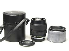 Olympus Zuiko MC Zoom 35-70mm F3.6 + Hood + Case