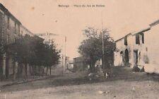 -Carte Postale ancienne Belarga ( Hérault ) Place du Jeu de Ballon