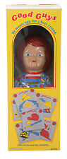 "Child's Play ""Good Guy"" doll in the box prop. Lot 1439"