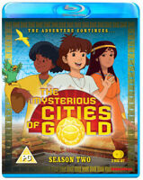The Mysterious Cities of Gold: Season 2 - The Adventure Continues Blu-Ray