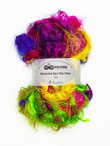 Great for Spinning 1 ounce Dark Indigo Dyed Eco Friendly 100/% Natural Hemp Sliver Knitting Weaving Felting.