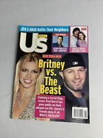 US Weekly Magazine March 17 2003 / Britney Spears, Fred Durst