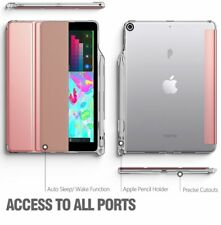 Poetic Lumos X Rose Gold TPU Case【with Pencil Holder】For Apple iPad 9.7 2018