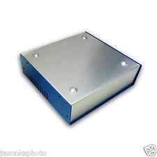 "ST662  6"" Metal & Aluminum Electronic Project Enclosure Box Case DIY"