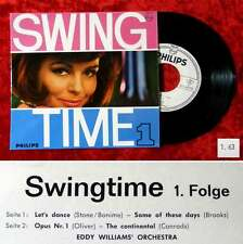 EP Eddy Williams: Swingtime 1. Folge (Philips 423 449 PE) D 1963