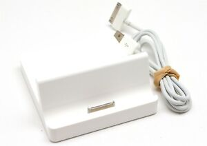 Apple A1381 iPad Dock Charger Base & Cable for iPad 2 & 3rd Generations