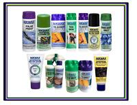 Nikwax TX Direct Tech Wash Twin Nubuck & Suede Spray Waterproof Wax