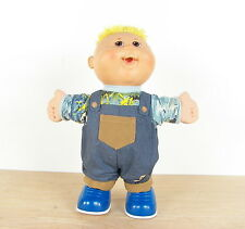 """Cabbage Patch Kids Doll CPX RARE WALKING TALKING GIGGLING 14"""" COLLICTIBLE DOLL"""