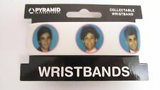 One Direction Faces White Rubber Wristband New Freepost