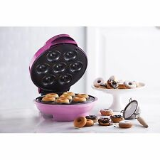 Brentwood TS-250 Mini Donut Maker Home Kitchen Appliance Cook Food Desert Treats