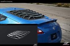 Nissan 350Z  Heckscheiben Jalousie , Aussen Jalousie ,Window Louver