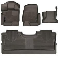 FORD F150 ALL MODELS 51231 Heavy Duty Floor Mats Front 2 Piece Set 2004-2009