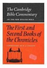 The First and Second Books of the Chronicles (Cambridge Bible Commentaries on